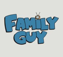 #jnm familyguy tv series black logo t-shirt tshirt shirt by derogerdi8967