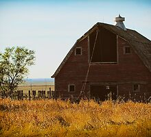 Barn in North Dakota by Nazareth