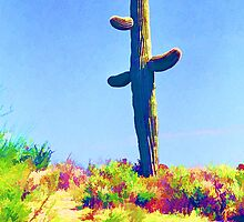 Cactus in Arizona by dagkg