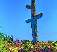 Cactus in Arizona #2 by dagkg