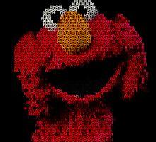 Elmo by roboticewe
