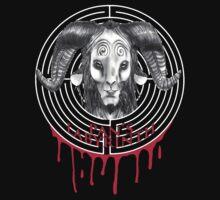 Pan's Labyrinth by Ravenous-Decay