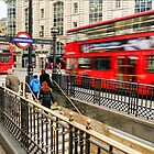 London Transport by Wayne Gerard Trotman