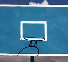 Basketball Backboard by rhamm