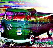 The Funky Camper. by swaye