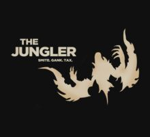 The jungler - Nocturne by Reyzen