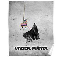 Vader Pinata Poster