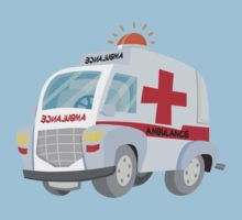Ambulance (Ground Vehicles) Kids Clothes