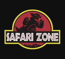 Pokemon Safari Zone by Chango