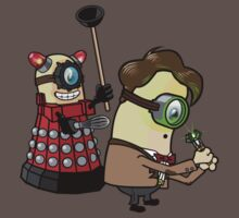 Eleventh Minion by Justin Butler
