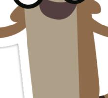 Rigby Sticker