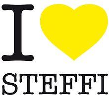 I ♥ STEFFI by eyesblau
