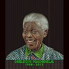 Nelson Mandela [18 July 1918 – 5 December 2013] by V-Art