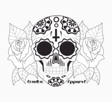 London Apparel Sugar Skull by LondonApparel