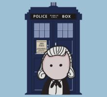 The 1st Doctor by LCarr