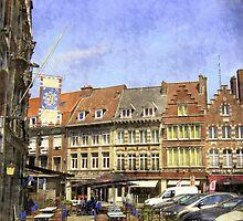 tournai belgium by dale54