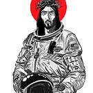 astro-jesus by Max Alessandrini