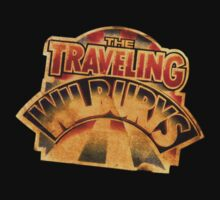 The Traveling Wilburys by GoldWhite