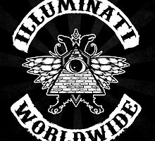 Illuminati Motor club 1 by GoldWhite