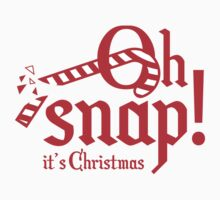Oh Snap! It's Christmas. by BrightDesign