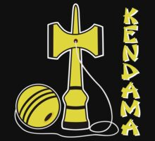 Kendama Bee (2) by gotmoxy