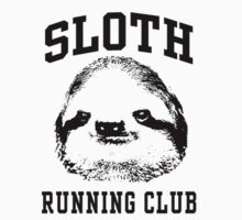 Sloth Running Club by Rob Price