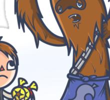 Tom Wookiee Sticker