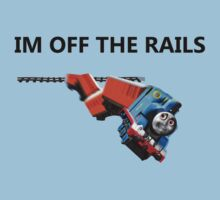 Im of the rails by bigredbubbles6