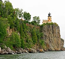Beautiful Split Rock Lighthouse by Gary Horner