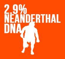 2.9% Neanderthal by Al Craker