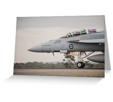 Mission Ready Greeting Card