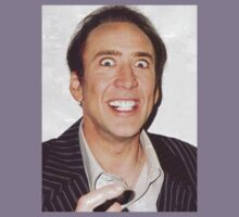Nic Cage; Our Lord and Savior by stfubaker