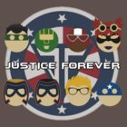 Kick-Ass 2: Justice Forever by JordanDefty