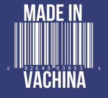 Made In Vachina by Alan Craker