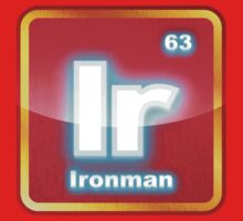 Element of Ironman by justinglen75