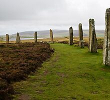 Ring of Brodgar by donberry