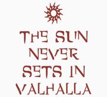Daytime in Valhalla by E R