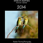 Birds of Australia by Heather Thorning