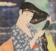 Nippon Series No. 4 by Kanchan Mahon
