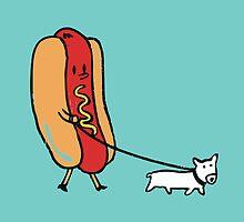 Double dog by Budi Satria Kwan
