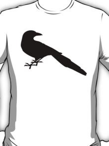 Magpie Silhouette T-Shirt