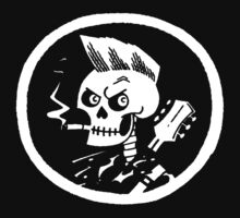 Psychobilly Guy by apocalypsebob