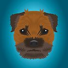 Border Terrier  by threeblackdots