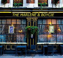 The Marlene and Boycie by DavidHornchurch