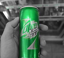 Korean Mountain Dew Can by Fike2308
