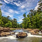 Sweetwater Creek I by Bernd F. Laeschke