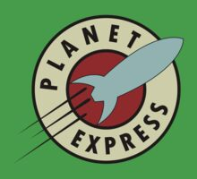 planet express by dibsterscown