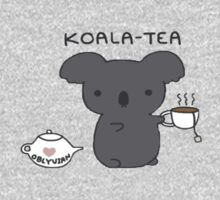 Koala-Tea by tinylittlebird