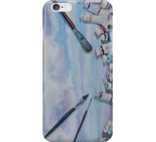 Paint Tube Hills iPhone Case/Skin