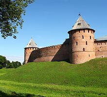 Fortress wall by mrivserg